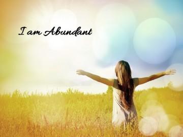 Enjoy Infinite Abundance
