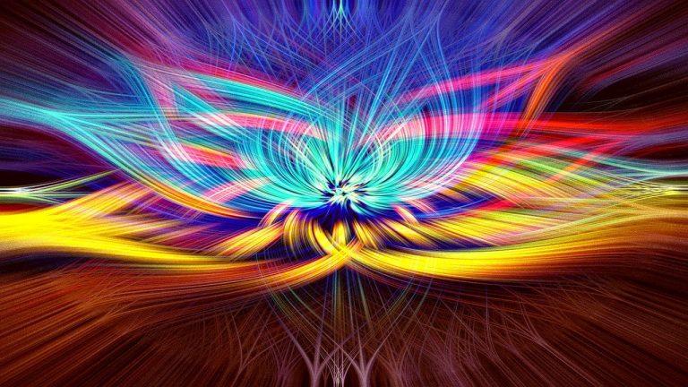 colorful, chakra, lsd